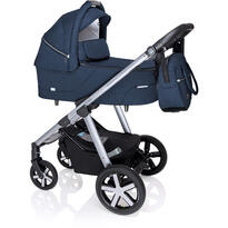 Baby Design Carucior multifunctional Husky cu Winter Pack - 03 Navy 2020