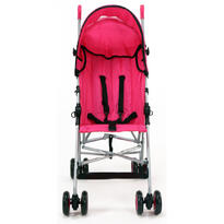 Carucior sport Moving Pink