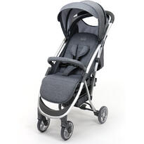 Asalvo Carucior Stroller Cotton Grey