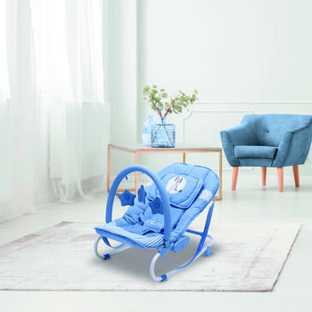 Asalvo Balansoar Relax Bunny Light-blue