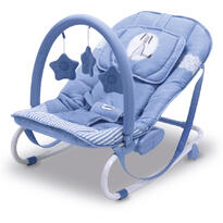 Balansoar Relax Bunny Light-blue