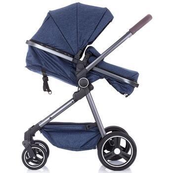 Carucior Chipolino Noah blue denim
