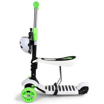 Trotineta Chipolino Kiddy Evo white green