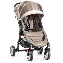 Baby Jogger Carucior City Mini 4 Sand Stone sistem 2 in 1