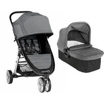 Baby Jogger Carucior City Mini 2 Slate sistem 2 in 1