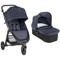 Baby Jogger Carucior City Mini GT2 Carbon sistem 2 in 1