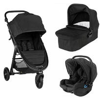 Baby Jogger Carucior City Mini GT2 Jet sistem 3 in 1