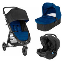Baby Jogger Carucior City Mini GT2 Windsor sistem 3 in 1