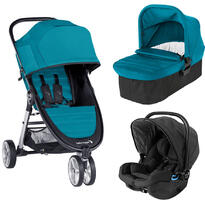 Baby Jogger Carucior City Mini 2 Capri sistem 3 in 1