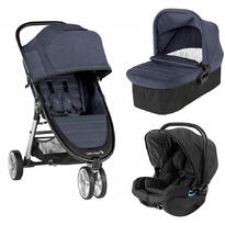 Baby Jogger Carucior City Mini 2 Carbon sistem 3 in 1