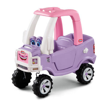 Little Tikes Masinuta camion Printesa Cozy