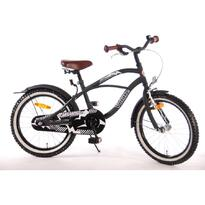 E&L Cycles Bicicleta E&L Black Cruiser 18 inch