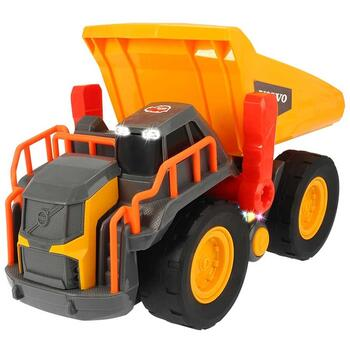 Dickie Toys Camion basculant Volvo Weight Lift Truck