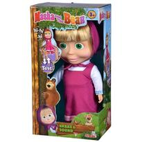 Simba Papusa Masha and the Bear, Masha Shake and Sound 30 cm