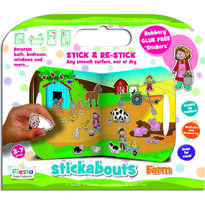 Fiesta Crafts Stickere Ferma Stickabouts