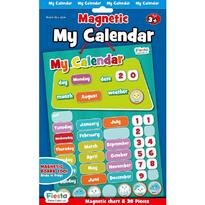 Calendarul meu magnetic, 20x26 cm