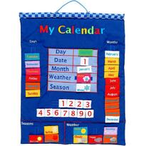 Fiesta Crafts Calendarul meu textil 44 x 57 cm