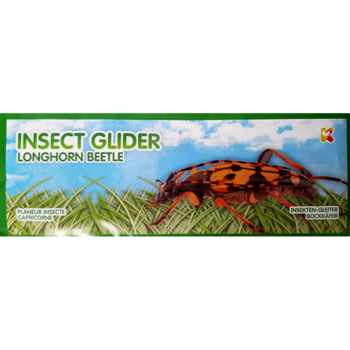 Keycraft Jucarie Planor Insecte, lungime 24 cm