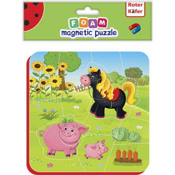 Roter Kafer Puzzle magnetic Ferma