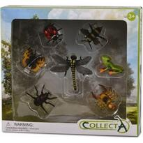Collecta Set 7 figurine insecte