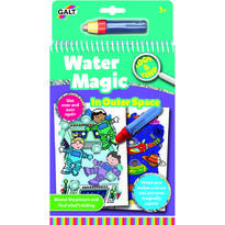 GALT Water magic: Carte de colorat Spatiu