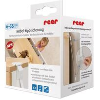 REER Set fixare anti-inclinare mobilier