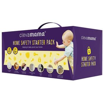 Kit 30 piese protectii mobilier Clevamama