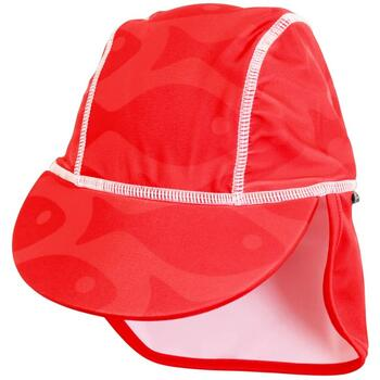 Swimpy Sapca Fish red 2- 4 ani protectie UV