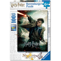 Ravensburger Puzzle Harry Potter, 100 Piese