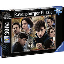 Ravensburger Puzzle Fantastic Beasts, 300 Piese
