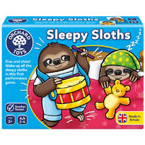 Orchard Toys Joc educativ Lenesii somnorosi SLEEPY SLOTHS