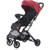 Carucior Fiorano -  Black & Red