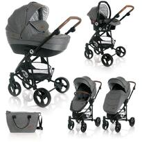 Lorelli Carucior Set 3 in 1  Crysta -  Grey
