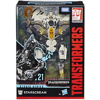 Hasbro Transformers Robot Starscream Studio Series