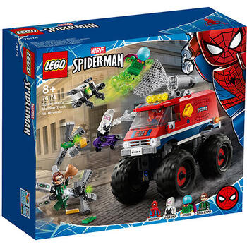 LEGO ® Monster Truck Spider-Man vs. Mysterio