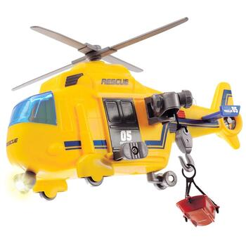 Jucarie Dickie Toys Mini Action Series Elicopter Rescue Copter