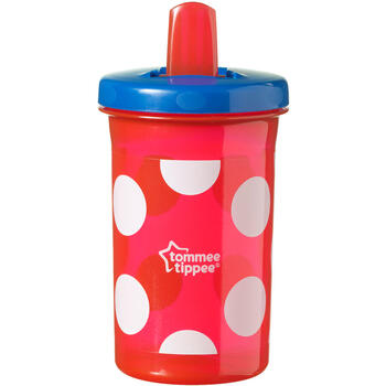 Cana Cool Cup, Tommee Tippee, 18luni+, 380ml, Rosu