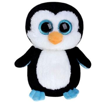 Plus Ty 24cm Boos Pinguinul Waddles