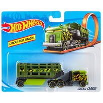 Hot Wheels Camion Caged Cargo