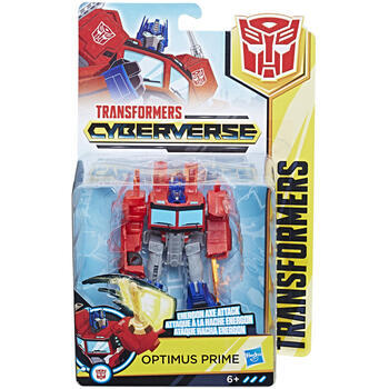 Hasbro Transformers Cyberverse Warrior Optimus Prime
