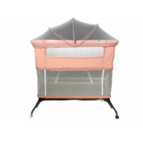 Lorelli Patut 2 in 1 Co Sleeper -  Milano -  Pink