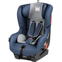 Scaun Auto Viaggio1 Duo-fix K, Peg Perego, Urban Denim