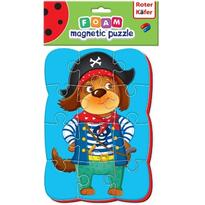 Puzzle magnetic A5 Caine Roter Kafer RK1302-04