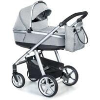 Espiro Next Melange carucior multifunctional 2 in 1 - 07 Gray Center 2020