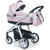 Espiro Next Melange 2.1 Air carucior multifunctional 2 in 1 - 08 Pink Walk 2020