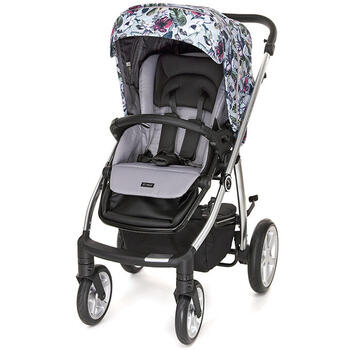 Espiro Next 2.1 Special Edition carucior multifuntiona 2 in 1 - 460 Flower 2020