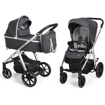 Baby Design Bueno carucior multifunctional 2 in 1 - 217 Graphite 2020