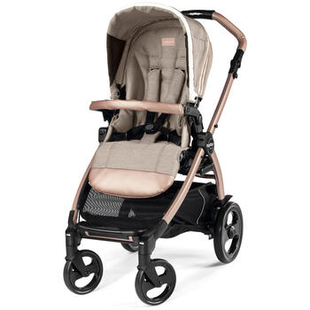 Carucior 3 in 1 Peg Perego, Book 51, Mon Amour, 0 - 22 kg