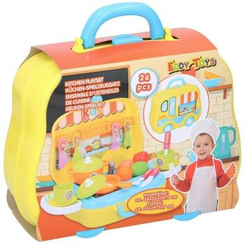 Eddy Toys Set bucatarie 26 piese