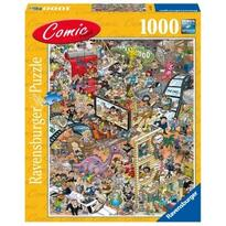 Ravensburger Puzzle Comic Hollywood, 1000 Piese